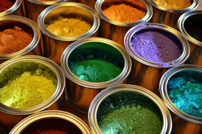 How to Make Natural Paint Using Leftover Fruits and Veggies